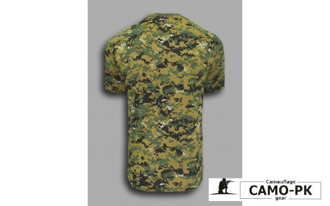 Футболка Cotton Marpat